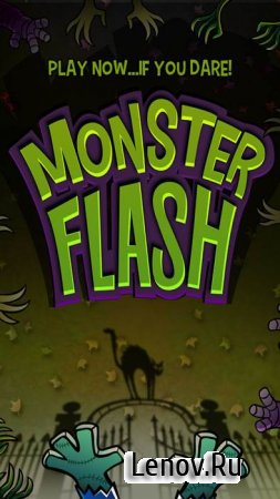 Monster Flash v 1.01 Mod (Unlocked)