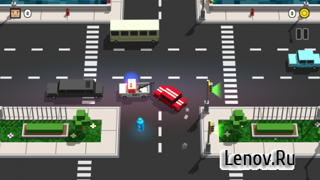 Loop Taxi v 1.52 (Mod Money)