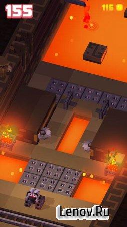 Blocky Raider (обновлено v 1.6.166) Мод (много денег)