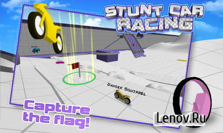 Stunt Car Racing - Multiplayer (обновлено v 5.01) Мод (All unlocked)