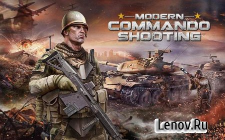 Modern Commando Combat Shooter v 1.0
