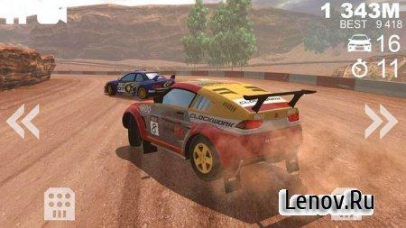 Rally Racer Unlocked (обновлено v 1.05) Мод (много денег)