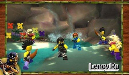 LEGO Ninjago: Тень Ронина v 1.06.2 Мод (Unlimited Money + Unlocked)