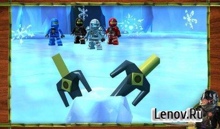 LEGO Ninjago: Тень Ронина v 2.0.1.5 Мод (Unlimited Money + Unlocked)