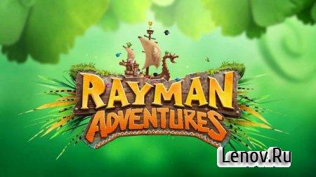 Rayman Adventures v 3.9.6 Mod (Coins)