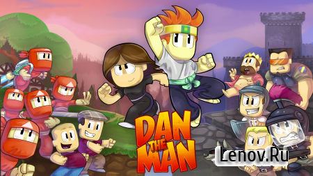 Dan The Man v 1.3.01 (Mod Money)