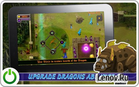 Dragons Empire TD v 3.0 (Mod Xp/Money/Ads-Free)