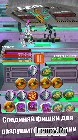 TMNT: Battle Match (обновлено v 1.1) (Full) (Mod Money)