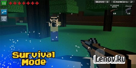 Pixel Strike 3D v 8.0.0 Мод (Unlimited Money)