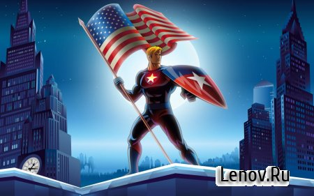 Superhero Maker HD v 1.0 (Mod Money/Ultimate Kills)
