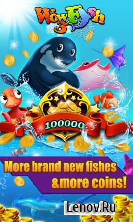 Wow Fish 3 v 2.01 (Mod Money)