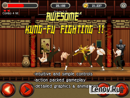 KungFu Quest: The Jade Tower (обновлено v 1.9.8) Мод (Unlimited Coins)