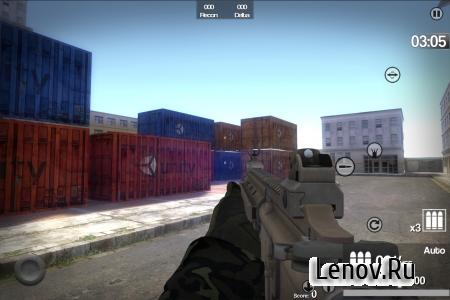 Coalition - Multiplayer FPS v 3.333 (Mega Mod)