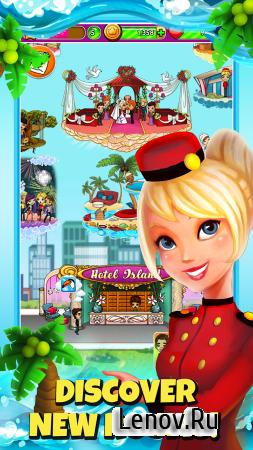 Hotel Island: Paradise Story (обновлено v 39.0.1) (Mod Money)
