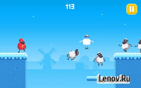 Sheep Frenzy! v 1104.0 Мод (Unlocked)