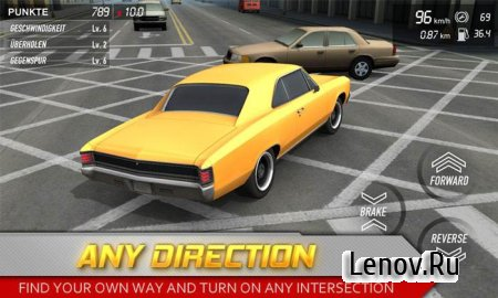Streets Unlimited 3D v 1.09 Mod (Unlocked)