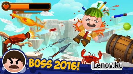 Beat the Boss 4 v 1.1.13 Мод (Unlimited Money)