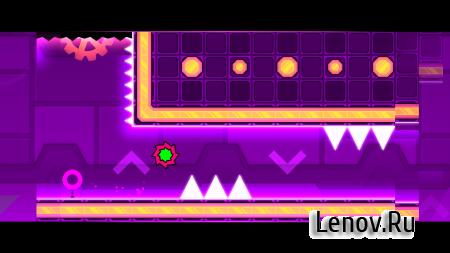 Geometry Dash Meltdown (обновлено v 1.0.1) Mod (Unlocked)