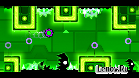 Geometry Dash Meltdown v 1.03 Mod (Unlocked)