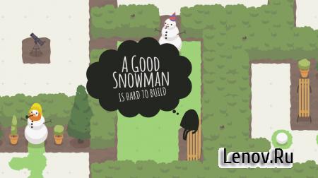 A Good Snowman v 1.1.0 Мод (полная версия)