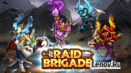 Raid Brigade (обновлено v 0.32.00) Мод (Unlimited Mana/Instant Skill)