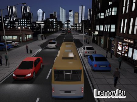 Bus Simulator PRO 2016 v 1.0.1 (Mod Money)