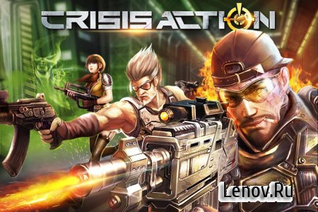 Crisis Action-Best Free FPS (обновлено v 2.0) Мод (High Focus & More)