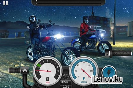 Top Bike: Fast Racing & Moto Drag Rider (обновлено v 1.04) Мод (Unlimited Gold & More)