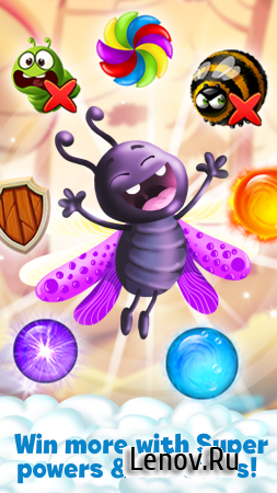 Bubble Buggie (обновлено v 1.7.0) Мод (Unlimited Lives & More)