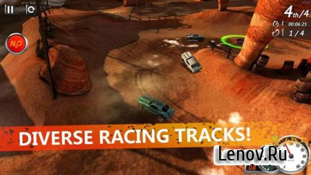 Underground Racing HD (обновлено v 0.16) Mod (Unlimited Money)