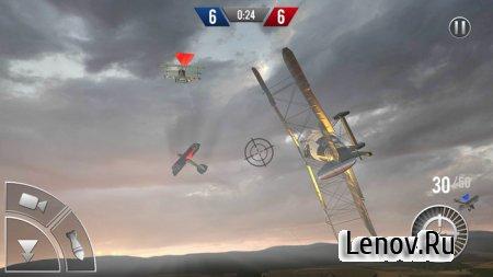 Ace Academy: Black Flight (обновлено v 1.2.13) Mod (Unlimited Money)