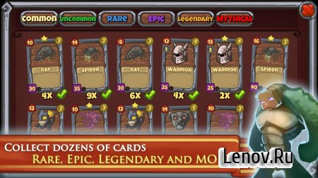 Deck Warlords v 7.02 (Mod Money)