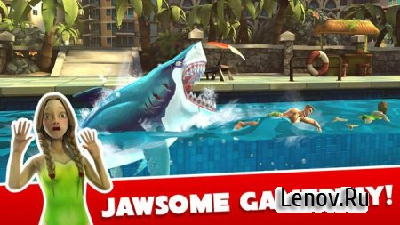 Hungry Shark World v 3.4.0 (Mod Money)