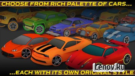 Splash Cars (обновлено v 1.5.09) Mod (Unlimited Batteries & More)