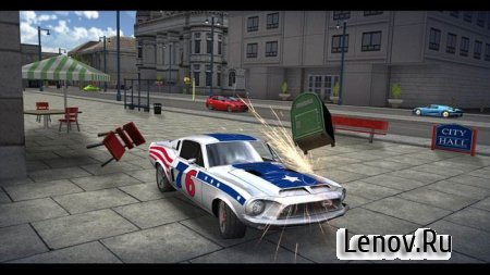Car Driving Simulator: SF v 4.17.1 Мод (много денег)