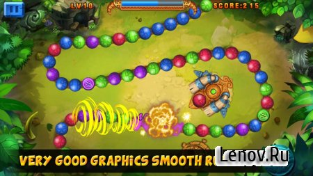 Marble Lost v 1.3.069 Мод (Ad-Free)
