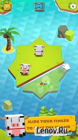 Floating Islands Crasher (обновлено v 3.1.0) (Mod Money)