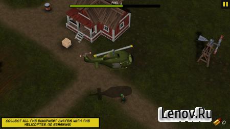 Max Bradshaw: Zombie Invasion (обновлено v 1.04) (Mod Ammo)