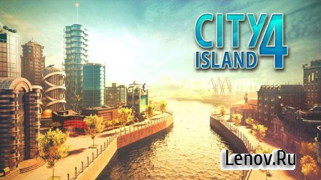 City Island 4- Simulation Town: Expand the Skyline v 1.9.9 (Mod Money)