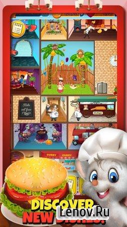 Restaurant Island: Kitchen Chef (обновлено v 39.0.1) (Mod Coins/Hearts)