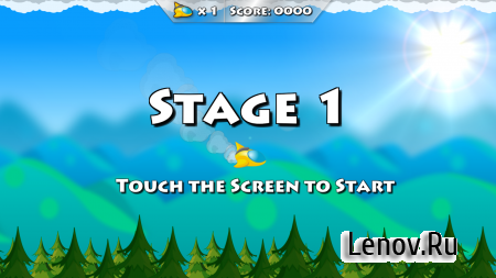 Flappy Airland v 1.0 (Mod Lives)