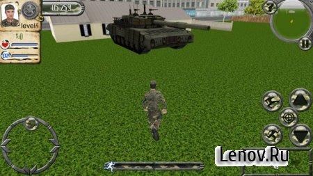 Army Car Driver v 1.2 Мод (много денег)