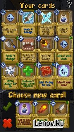 Cardstone v 1.5 Мод (Infinite Golds & More)