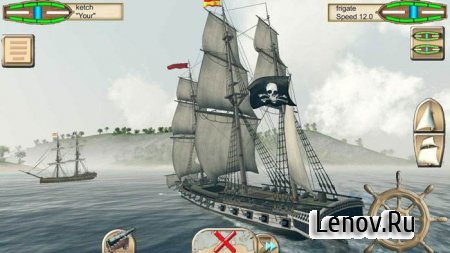 The Pirate: Caribbean Hunt v 9.1 Мод (Unlimited Money/Skill Points)