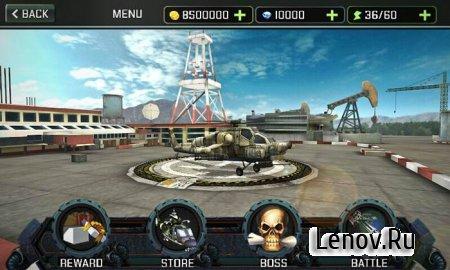 Gunship Strike 3D v 1.1.0 Mod (Money/Ad-Free)