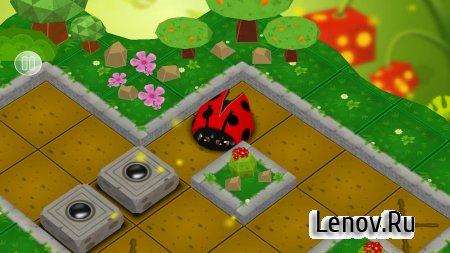 Sokoban Garden 3D v 1.45 (Mod Solutions/Unlocked/Ad-Free)