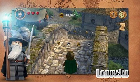 LEGO® The Lord of the Rings™ v 1.05.1.440 Mod (Money/All Unlocked)