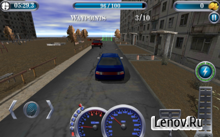 Russian Race Simulator v 1.00 Мод (Infinite Cash/Ad-Free)