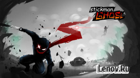 Stickman Ghost: Ninja Warrior v 1.9 (Mod Money)