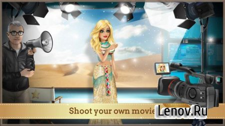Hollywood Story v 8.3 Мод (Free Shopping)